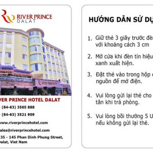 Thẻ từ khóa khách sạn